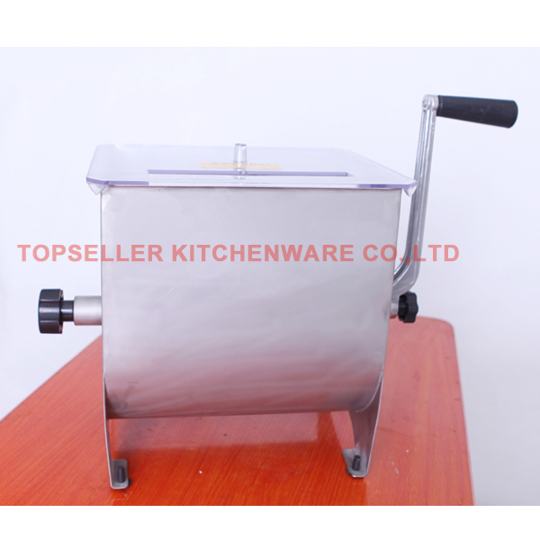 high quality manual stainless steel meat meat mixing used meat - Meat Mixer