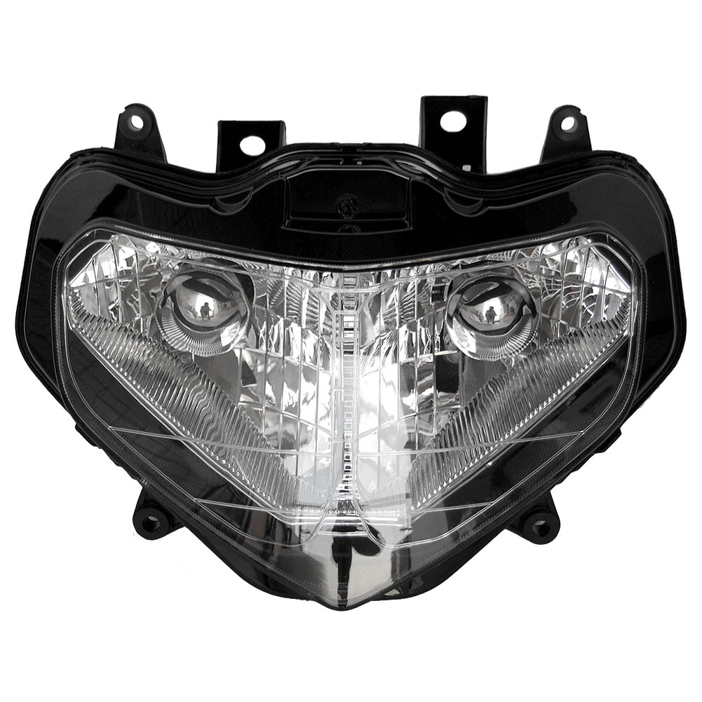For Motorcycle Suzuki <font><b>GSXR</b></font> <font><b>600</b></font> 750 2001 2002 2003 <font><b>GSXR</b></font> 1000 2001 2002 K1 K2 Headlight Headlamp <font><b>Lights</b></font> Spare Parts & Accessories image