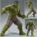 Figuras de Ação Hulk Os Vingadores 2 Capitão América Hulk Brinquedos Figma 271 # PVC Action Figure Modelo Toy Hulk
