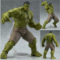 Hulk Action Figures The Avengers 2 Hulk Figma Toys 271# PVC Captain America Action Figure Model Toy Hulk