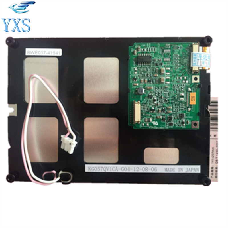 5.7 inch TCG057QVLCB-G00 LCD Display Screen Touch Screen Digitizer For Kyocera