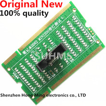 Original New DDR2+DDR3 memory slot tester card for laptop motherboard Notebook Laptop with LED