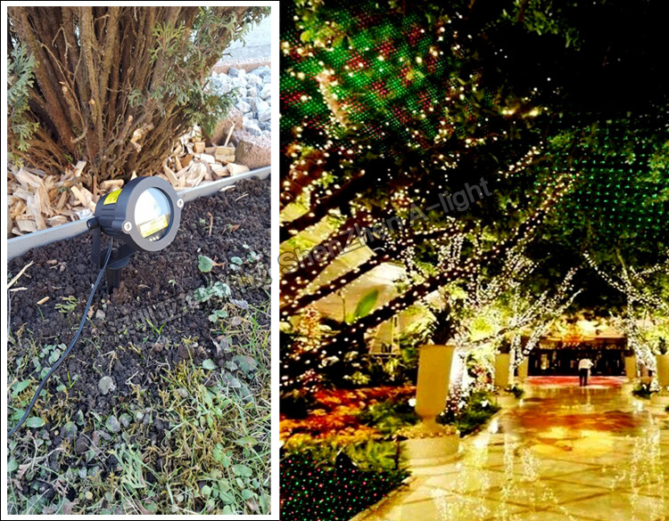 High Quality garden light led