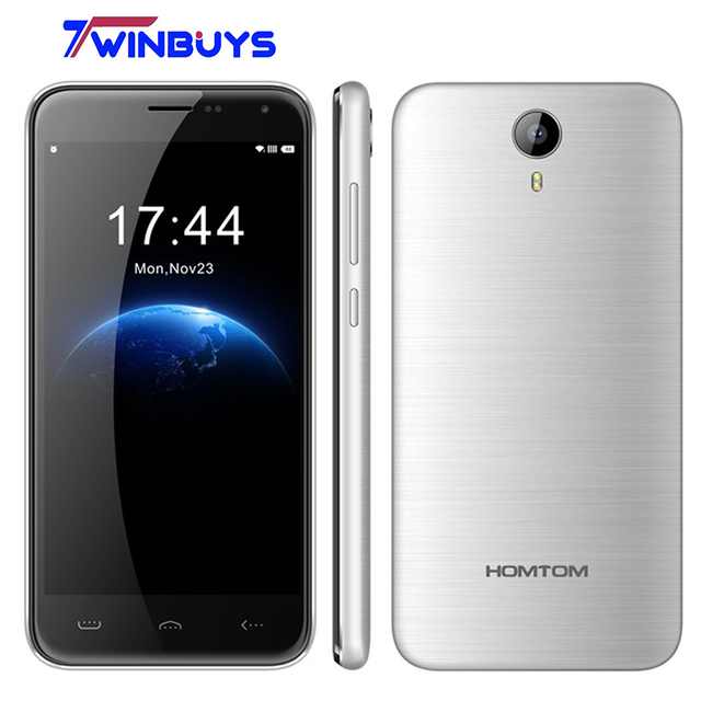 "2016 New HOMTOM HT3 Pro 4G Android5.1 MTK6735P Quad Core Smartphone 2GB+16GB 5MP 13MP 3000mAh 5.0"" 720P HD Mobile Phone Big Sale"