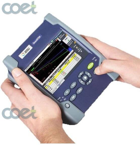 Optical Fiber JDSU MTS-2000 Replaced by SMARTOTDR Meter SM Fiber OTDR 1310/1550nm, 33/31dB