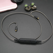 XINYUANSHUNTONG  Hifi MMCX port wireless Bluetooth adapter sports cable For Shure SE215 Earphone Bluetooth adapter connector
