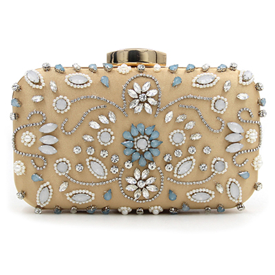 Women Black Clutch Wedding Bags Female Vintage Clutches wallets Ladies Beaded Pearl Evening Bags Party Purses blue/gold/silver women evening bags red ladies party wallets clutch bag green female gold crystal wedding bridal purses silver day clutches lady