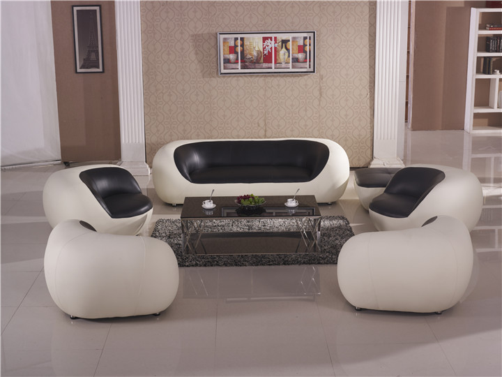 Free Shipping Creative Sofa Latest Design Fashion Creative Personality  Combined Smart Sofa, Living Room Top Grain Leather Sofa Part 61