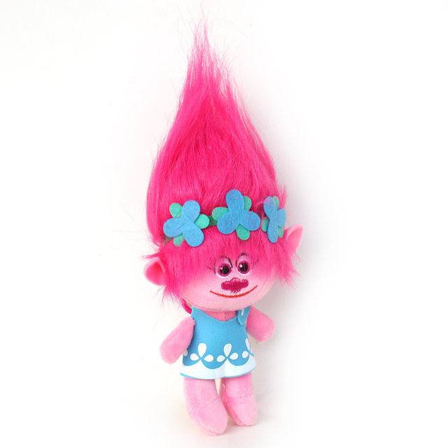 Online shop new 23 32cm movie trolls plush toy poppy branch dream new 23 32cm movie trolls plush toy poppy branch dream works soft stuffed cartoon dolls the good luck trolls gift for child negle Image collections