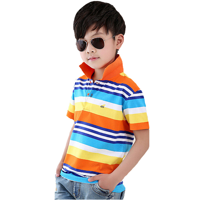 e824ebdd2 Baby clothing good quality Polo shirt for Smart boys short sleeve ...