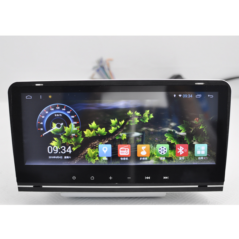 ✅8.8 inch screen android 4.4 for audi a3 car navigation gps system
