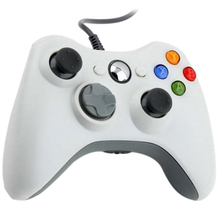 VODOOL for Microsoft Xbox 360 for Xbox 360 Slim or PC Windows Gamepads Wireless/USB Wired Game Pads Controller Bluetooth Gamepad microsoft xbox 360 wireless controller nsf 00002