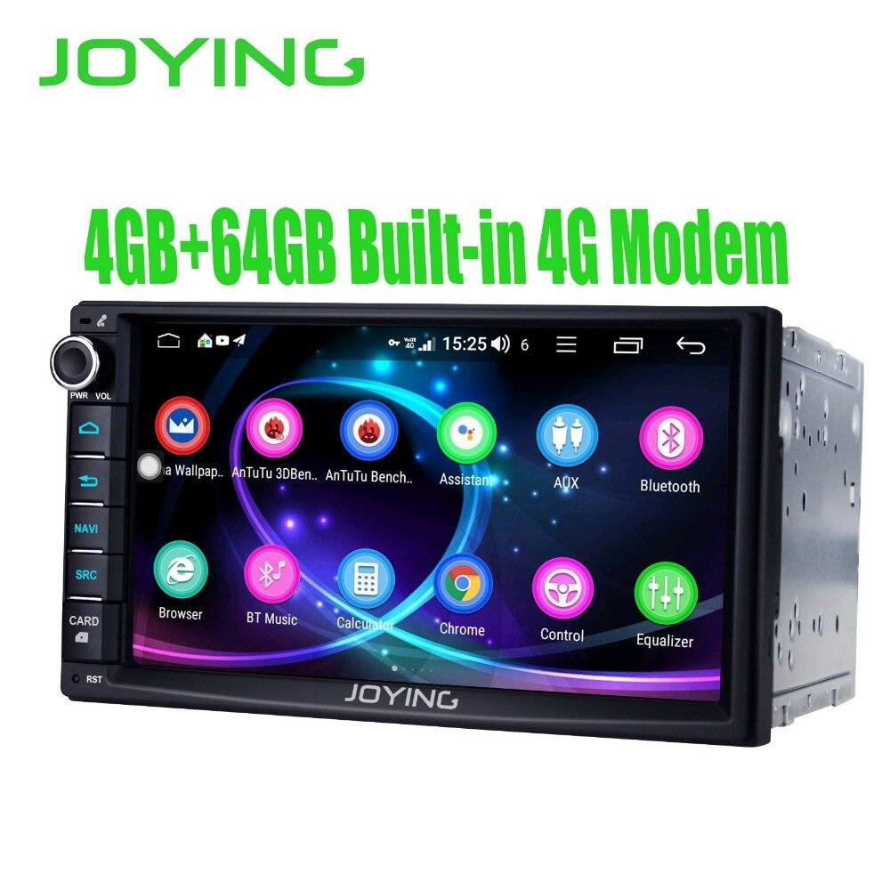 7 Octa Core Double 2Din Universal Head Unit Android Car Radio Stereo GPS Autoradio Multimedia Player