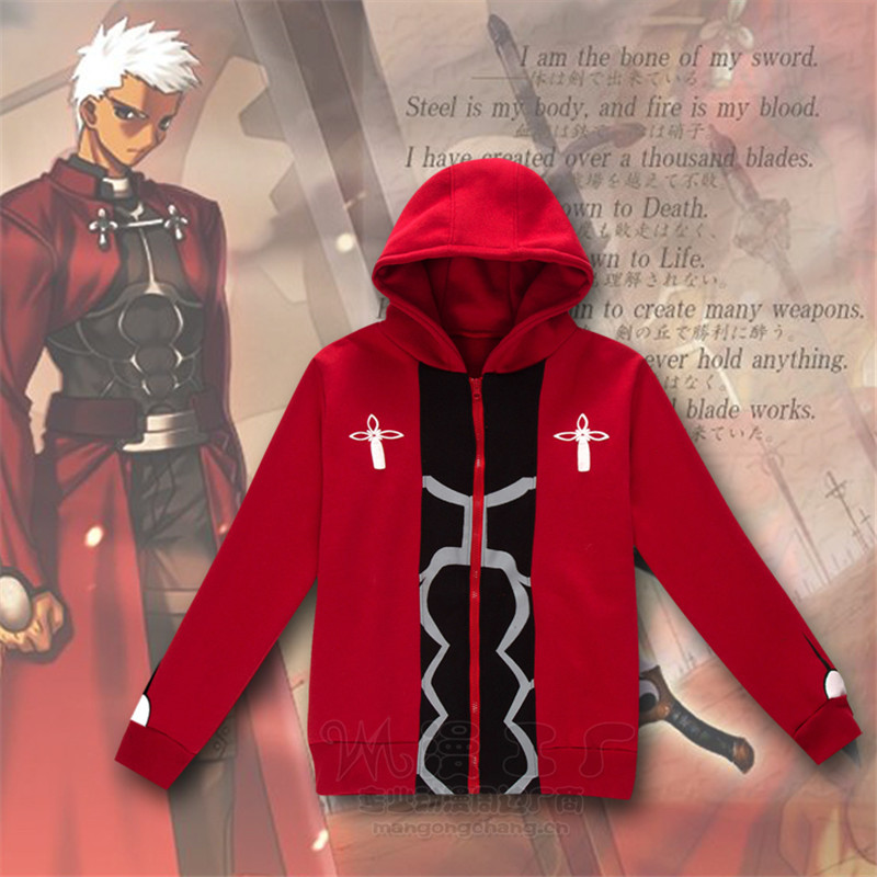 Anime Red Jacket Promotion-Shop for Promotional Anime Red Jacket ...