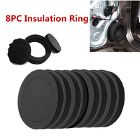 Professional 6.5 FAST Foam Rings Cars Speaker Enhancer System Tool Kit Parts
