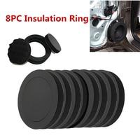 Professional 6.5 FAST Foam Rings Cars Speaker Enhancer System Tool Kit Parts