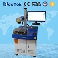 AK20F штрих код волокна ЧПУ лазерная печатная машина для ткани anminal ухо теги, пластиковые, автозапчасти для продажи