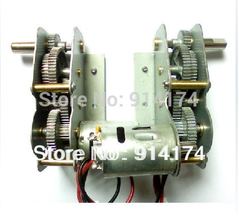 henglong 3838 3839 3878 3889-1 3908-1 3918-1 ect 1/16 RC tank parts metal drive system/metal gear box free shipping henglong 3838 3839 3878 3889 1 3908 1 3918 1 1 16 rc tank parts steel drive system gearbox free shipping