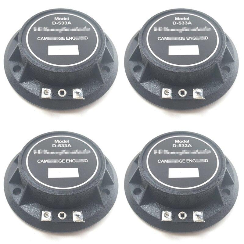 Tragbares Audio & Video 4 Teile/los Hiqh Qualität Ersetzen Membran Für Wharfedale D-533a Fahrer Um Jeden Preis Lautsprecher Zubehör