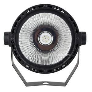 Image 3 - 軽音楽 30 ワット rgbw 4IN1 led cob par ライトステージ洗浄効果光 dmx ディスコライトパー用 led dj 照明レーザープロジェクター
