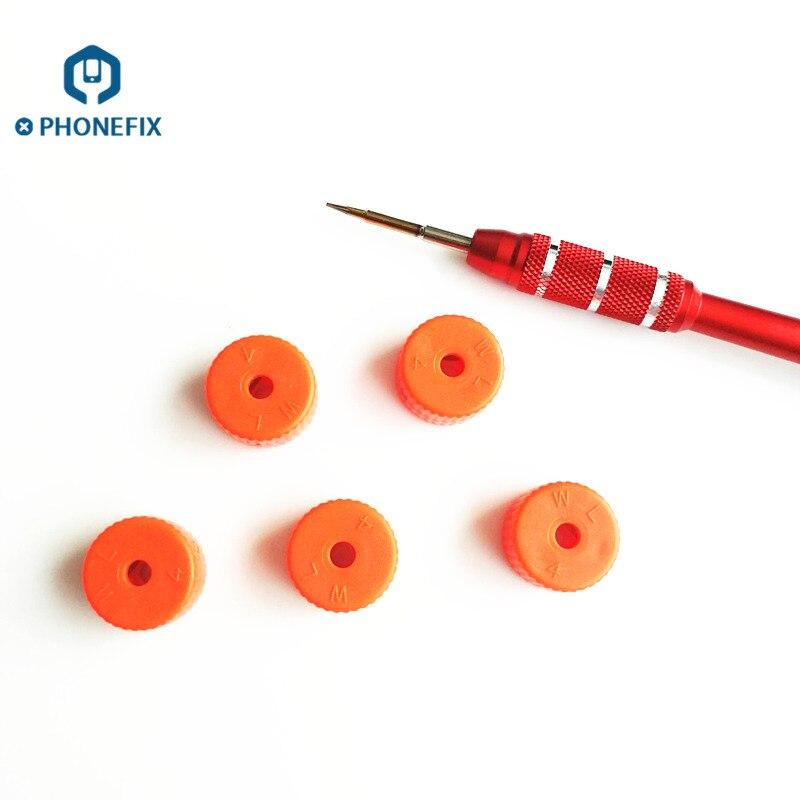 5pcs/lot Mini Magnetizer Tool Screwdriver Magnetic Pick Up Tool Screwdriver Set Assistant Tools For Mobile Phone Repair Tools