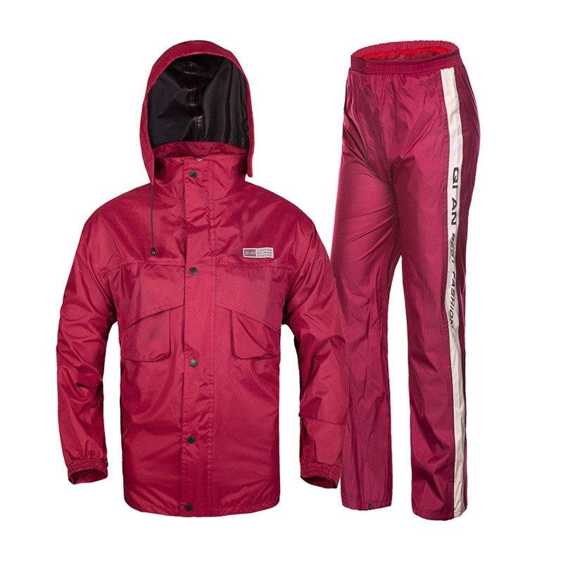 Waterproof Outdoor Motorcycle Raincoats Suit Raincoat Men Women Riding Motorcycle Raincoat Suits Adult Outdoor Raincoat цена