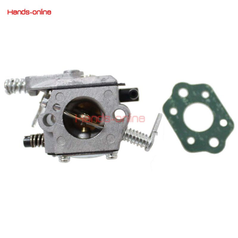 Carburetor Carb + Gasket fit for Stihl 021 023 025 Ms210 Ms230 Ms250 Chainsaw Engine Parts fit for Walbro WT 286 Zama C1QS11E high quality carburetor carb carby for husqvarna partner 350 351 370 371 420 chainsaw poulan spare parts walbro 33 29