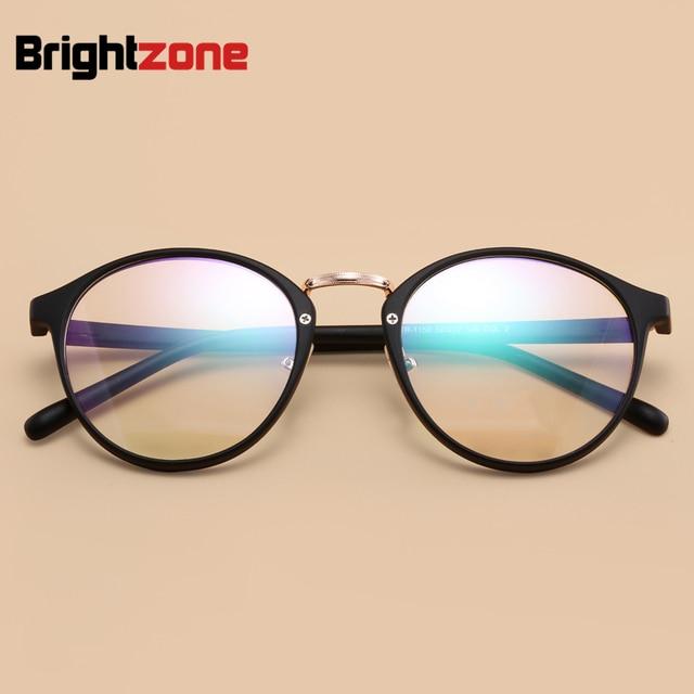 30d3a6e6782 DYvision New Fashion Korean Retro Bendable TR90 Eyeglasses Frame Women Female  Round Circle Frame Decorative Glasses Lunettes