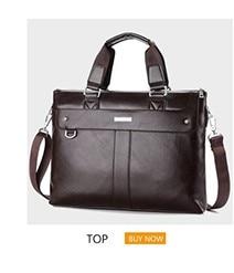 1770ee84d94e2 VORMOR 2019 Erkek Rahat Evrak Çantası Iş omuzdan askili çanta Deri postacı  çantası Bilgisayar dizüstü bilgisayar çantası Çanta erkek seyahat çantaları