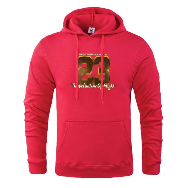 JORDAN 23 Fleece Pullover Mens Hoodies