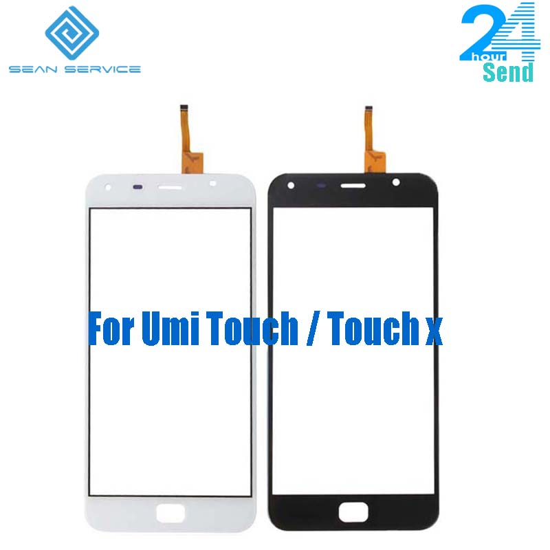 For UMI Touch X TP 100% Original Touch Panel Perfect Repair Parts +Tools l 5.5inch For UMI Touch X Free Shipping  In Stock