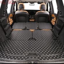 Auto wind Benutzerdefinierte auto kofferraummatte für Volvo XC90 s60 s80 xc60 v60 v40 s90 s80 fußmatten Cargo-Liner Innen Zubehör teppich