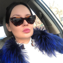 New Sexy Cat Eye Ladies Sunglasses Women for Female 2019 Retro Small Frame eye Oculos de sol UV400