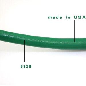 Image 4 - HIFivv аудио кабель динамика Y Тип разъем жар рога линия HiFi Чистая медь акустическая линия 4 ядра звуковой кабель горячая распродажа