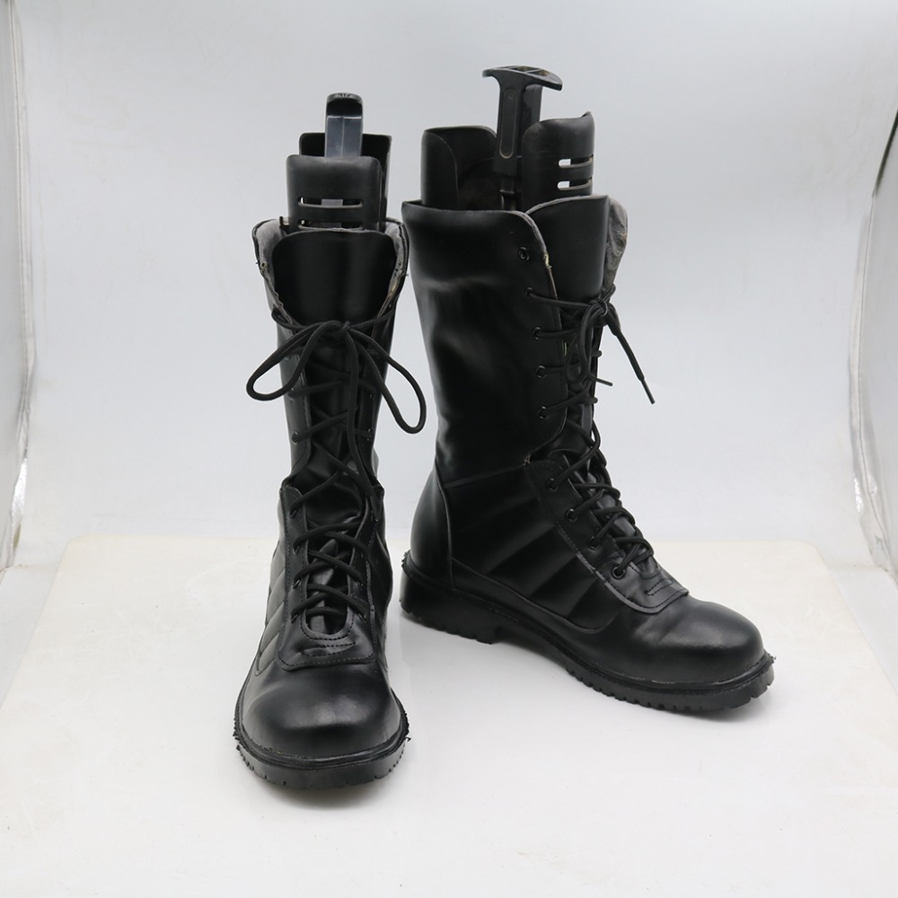 Cosplaydiy Movie Daredevil Cosplay Shoes Boots Adult Mens ...