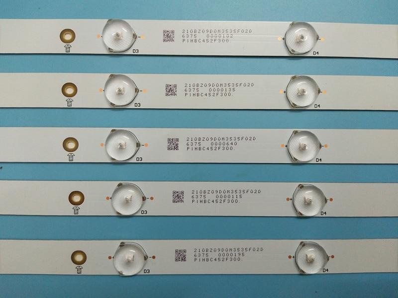 Image 3 - or Sony TV KDL 40R380D 40PFL3240 GJ DLEDI(New Kit) 4 PCS 9LEDs 798mm LED backlight strip fI P5 400 D409 V7 TPT400LA J6PE1Computer Cables & Connectors   -