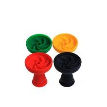 Dogo de fumar Accesorios Shisha Shisha Tazón Resistente Al Calor 6 Altura 9 cm Cabeza Shisha Vórtice