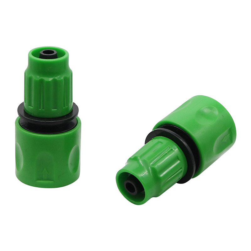 "One-Way Quick Connector Connection 3/8"" Hose Garden Watering Hose Connector Gardening Tools and Equipment Agriculture Tools 1 Pc 5"