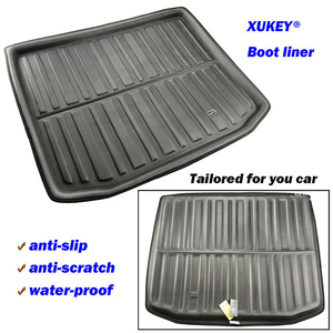 Image 2 - Tailored For Mitsubishi Outlander Sport RVR ASX 2010   2019 Boot Cargo Liner Tray Trunk Mat Luggage Floor Carpet Tray Waterproof