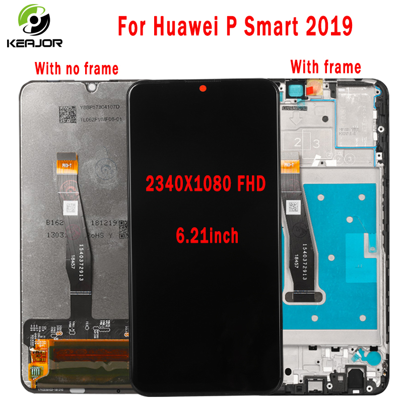 LCD For Huawei P Smart 2019 Display Touch Screen Digitizer Touch Module Replacement Screen For Huawei P Smart 2019 DisplayLCD For Huawei P Smart 2019 Display Touch Screen Digitizer Touch Module Replacement Screen For Huawei P Smart 2019 Display