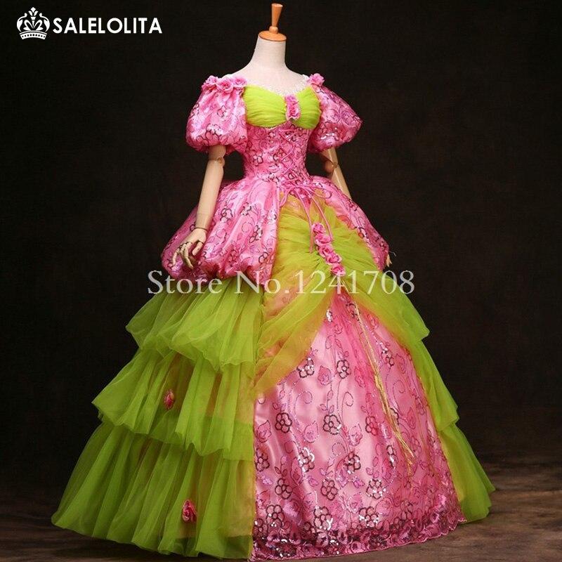 Popular 18th century wedding dresses buy cheap 18th for 17th century wedding dresses