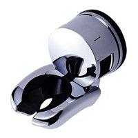 Cheen Регулируемая душевая головка для ванной комнаты держатель на присоске настенная насадка для душа держатель сменный кронштейн стойка