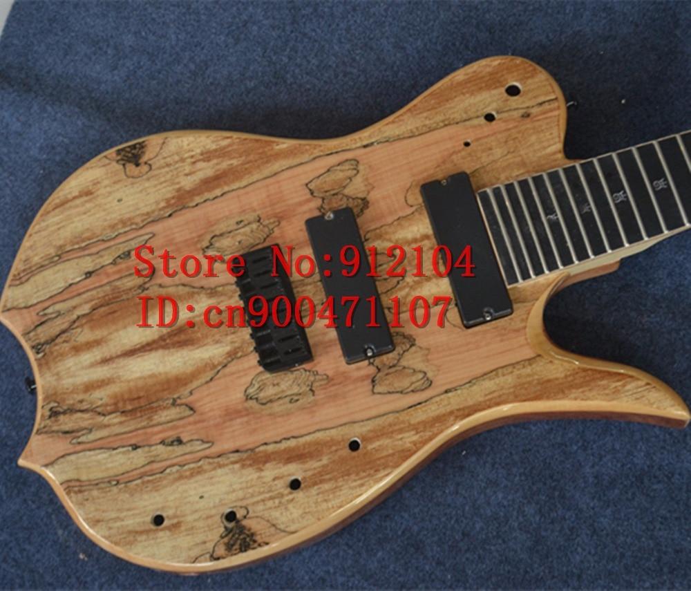 Livraison gratuite nouvelle guitare basse électrique Big John 8 cordes avec touche en palissandre fabriquée en chine F-3109