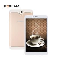 KOSLAM Android 7 MTK Quad Core 7 Inch Tablet PC 1GB RAM 8GB ROM Dual SIM