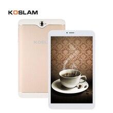 KOSLAM Android 7 MTK Quad Core 7 Pulgadas tablet PC 1 GB RAM 8 GB ROM Dual SIM Card Slot AGPS WIFI Bluetooth