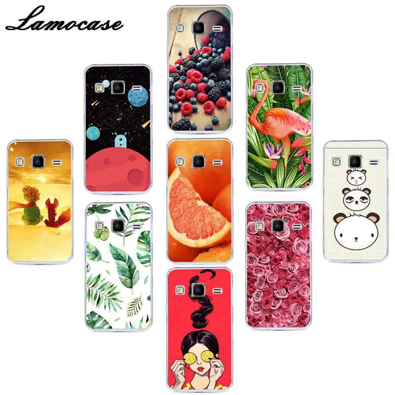 Lamocase TPU Silicone Phone Cover For Samsung Galaxy ACE 4 NXT G313 G318H Trend 2 Lite G313H SM-G313H G318F Back Cover Cases