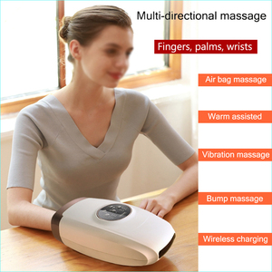 Image 1 - Eléctrica de acupresión masajeador para palma de mano Protector de belleza cuidado de la mano herramientas para relax