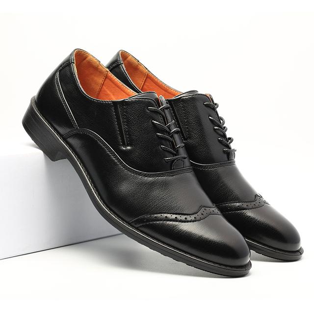 39-48 men shoes big size handsome comfortable Z6 brand men dress shoes  #W3061-1 #Z513