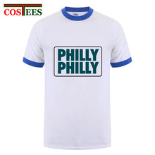 Philadelphia Philly Philly T shirt men Underdog Foot Ball Funny men s T- shirt snapback eagles tshirt man harajuku Tops Tee shirt a48aff8ee