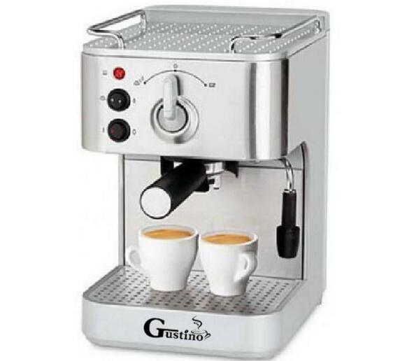 19 бар эспрессо-машина, самая популярная Полуавтоматическая эспрессо-кофемашина, итальянская кофе эспрессо под давлением машина
